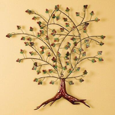 Wildon Home ® Inglewood Balfour Metal Art Sculpture
