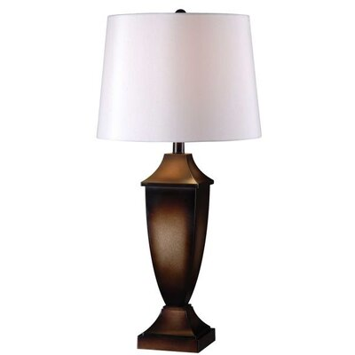 """Wildon Home ® Epsom 31"""" H Table Lamp with Empire Shade"""