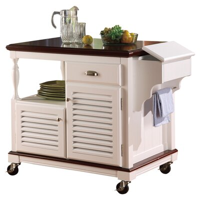 Wildon Home ® Dale Kitchen Cart