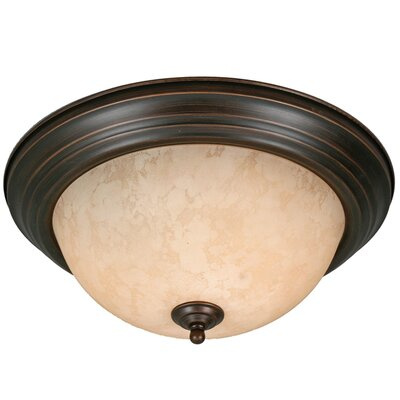 Rockland 1 Light Mount in Rubbed Bronze Product Photo