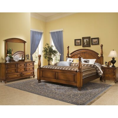 Wildon Home Sunderland Panel Customizable Bedroom Set Reviews Wayfair