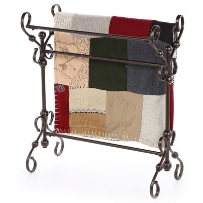 Wildon Home ® Fraser Blanket/ Quilt Rack