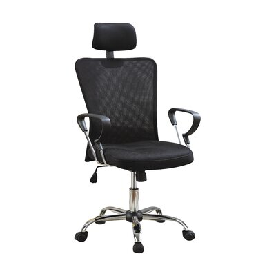 Wildon Home ® Rochester Air High-Back Mesh Conference Chair