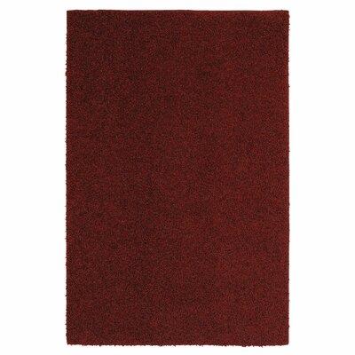 Wildon Home ® Rusty Red Area Rug