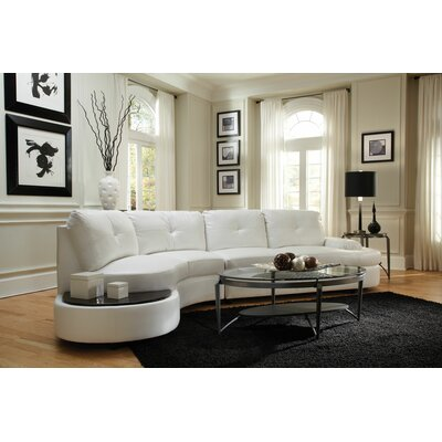 Anna Symmetrical Sectional by Wildon Home ®