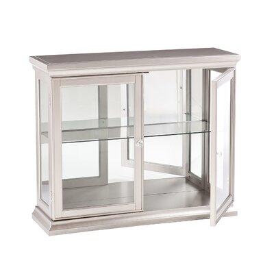 Wildon Home 174 Milan Curio Cabinet Amp Reviews Wayfair