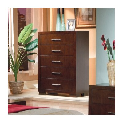 Jessica 5 Drawer Chest by Wildon Home ®