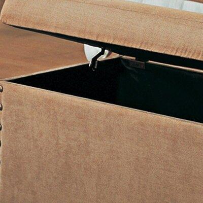 Wildon Home ® Brighton Microfiber Bedroom Storage Bench