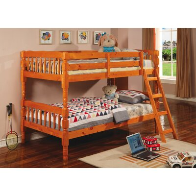 Seattle Twin over Twin Bunk Bed by Wildon Home ®