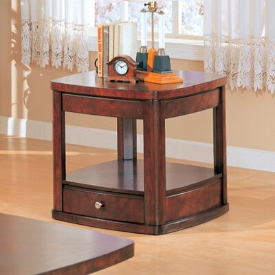 Benicia End Table by Wildon Home ®