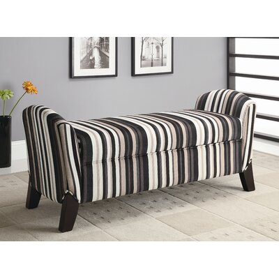 Northlake Upholstered Storage Bench