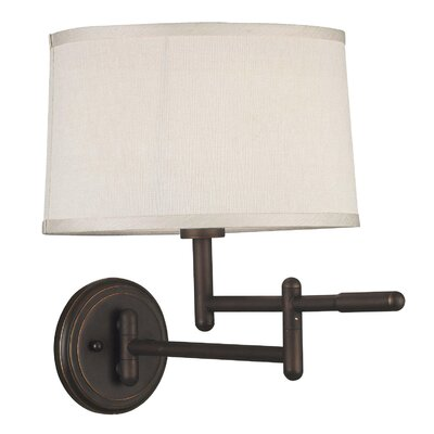 Wildon Home ® Grant Swing Arm Wall Lamp