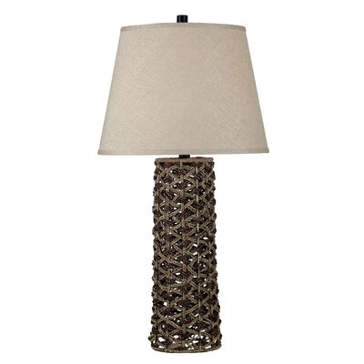 Wildon Home R Jakarta 30 H Table Lamp With Empire Shade