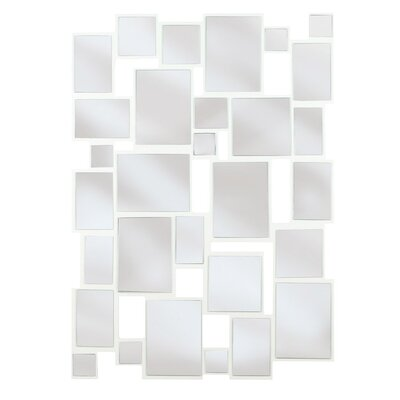 Hockney Wall Mirror by Wildon Home ®
