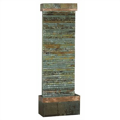 Castle Rock Slate Horizontal Floor Fountain by Wildon Home ®
