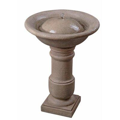 Wildon Home ® Apollo Birdbath Fountain