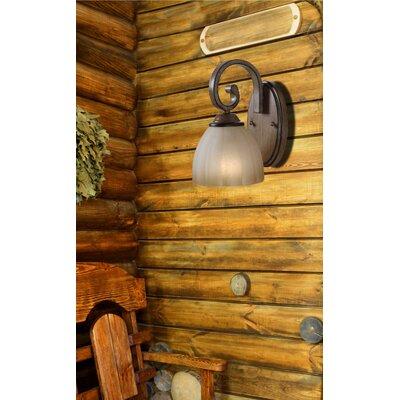 Wildon Home ® Dorset 1 Light Wall Sconce