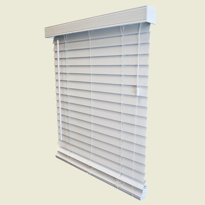 Faux Wood Venetian Blind Product Photo
