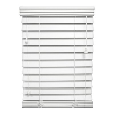 Faux Premium Wood Venetian Blind Product Photo