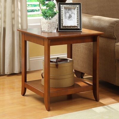 Albany End Table by Wildon Home ®