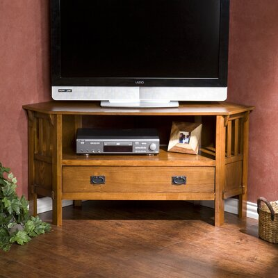 Barklay Corner TV Stand by Wildon Home ®