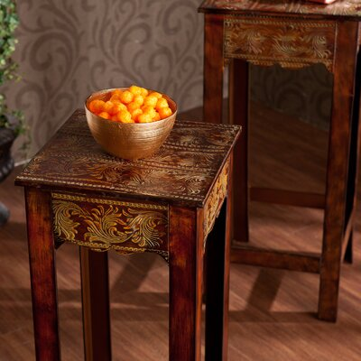 Wildon Home ® Leandres 3 Piece Nesting Tables