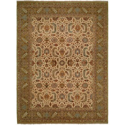 Blue Floral Rug by Wildon Home ®