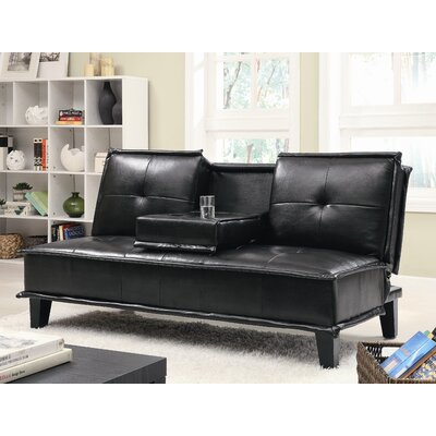 Milford Convertible Sofa by Wildon Home ®