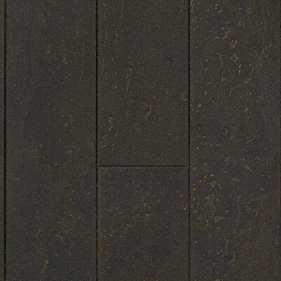 "Wildon Home ® 4-1/8"" Engineered Cork Hardwood Flooring in Corona Cinzento"