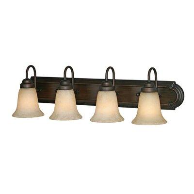 Wildon Home ® Rochester 4 Light Bath Vanity Light