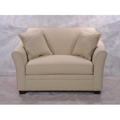 wildon home twin sleeper loveseat reviews wayfair. Black Bedroom Furniture Sets. Home Design Ideas