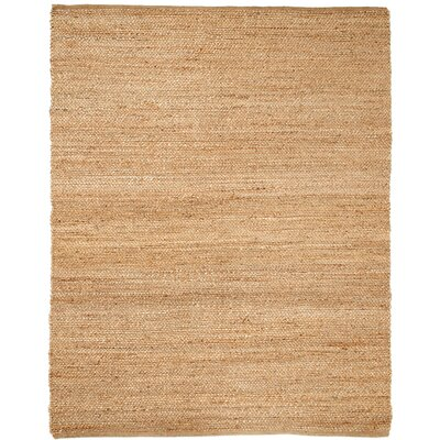 Porter Hand-Woven Natural Jute Area Rug by Wildon Home ®