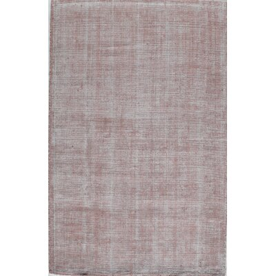 Alitia Hand-Tufted Crimson Area Rug by Wildon Home ®