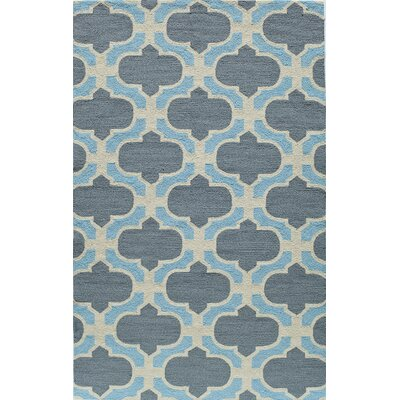 Alantrah Hand-Tufted Blue Indoor/Outdoor Area Rug by Wildon Home ®
