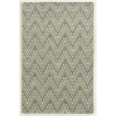 Amable Hand-Tufted Grey/Beige Area Rug by Wildon Home ®