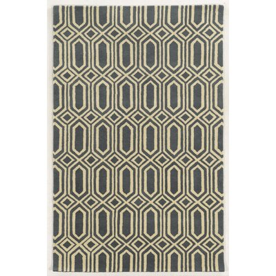Amadis Hand-Tufted Grey/Beige Area Rug by Wildon Home ®