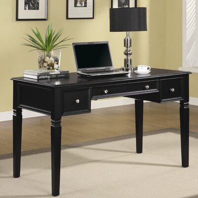 Wildon Home ® Hartland Computer Desk with Keyboard Tray and 2 Drawer