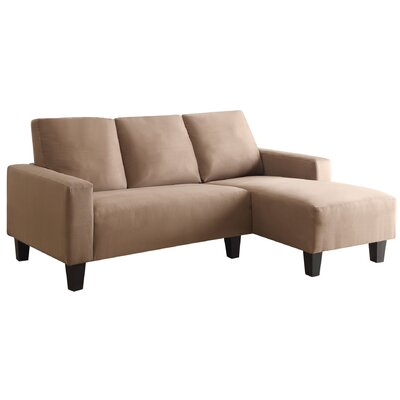 Right Hand Facing Sectional Sofa by Wildon Home ®