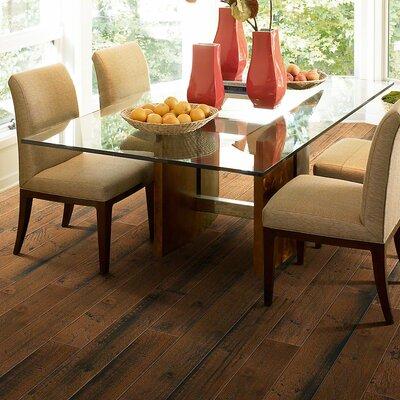"Wildon Home ® 5"" Engineered Hickory Hardwood Flooring in Smokehouse Spice"