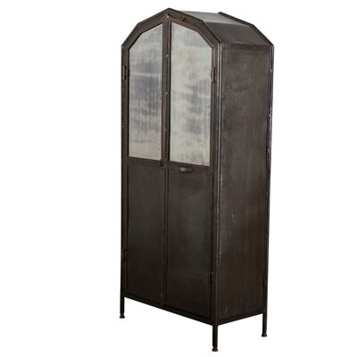 Metal Armoire Product Photo