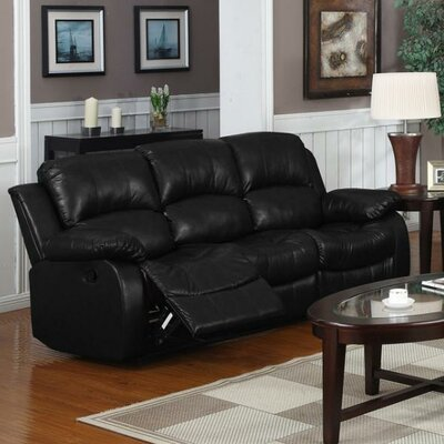 Wildon Home CST35666 Double Reclining Sofa