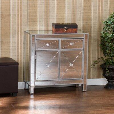 Wildon Home ® Hamilton 2 Drawer Cabinet