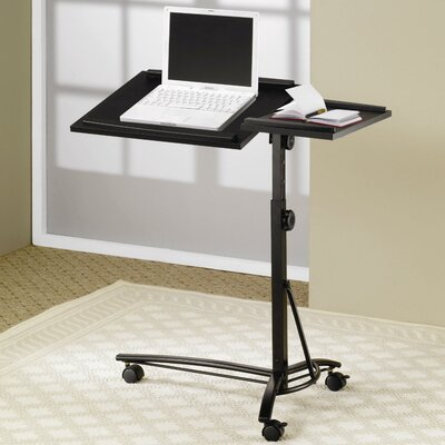 Wildon Home ® Adjustable Laptop Cart