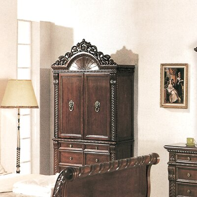 Bailey Armoire Product Photo