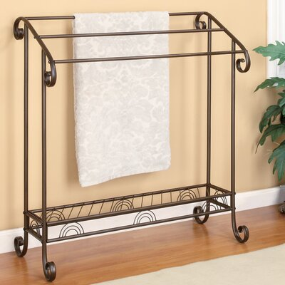 Wildon Home ® Free Standing Towel Rack