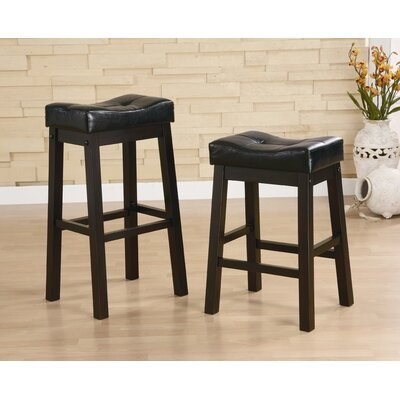 "Wildon Home ® Beaver Cove 29"" Bar Stool with Cushion"