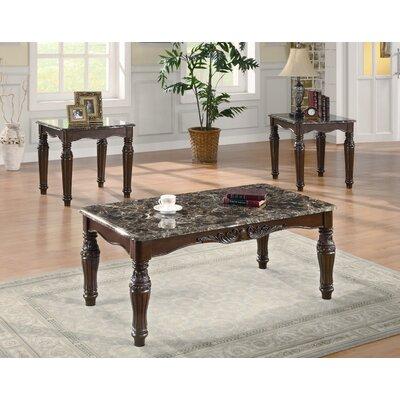 Wildon Home ® Jugo 3 Piece Coffee Table Set