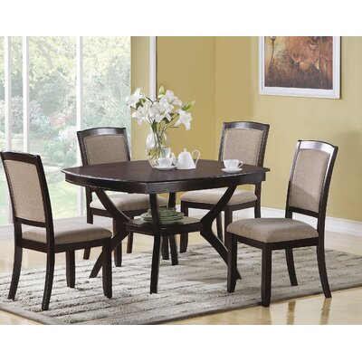 Christine 5 Piece Dining Set by Wildon Home ®