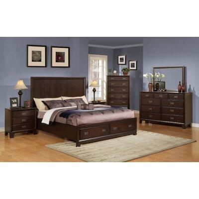 Wildon Home ® Bellwood Panel Customizable Bedroom Set