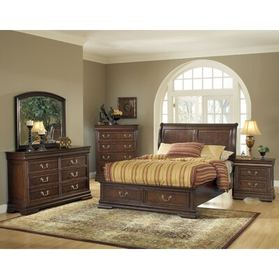 Wildon Home ® Hennessy Storage Panel Bed